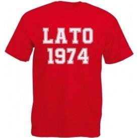 Lato 1974 (Poland) Kids T-Shirt