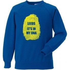 Leeds - It's In My DNA Sweatshirt