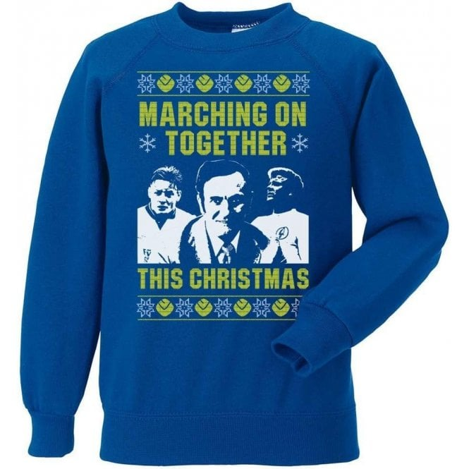 Leeds: Marching On Together This Christmas Jumper