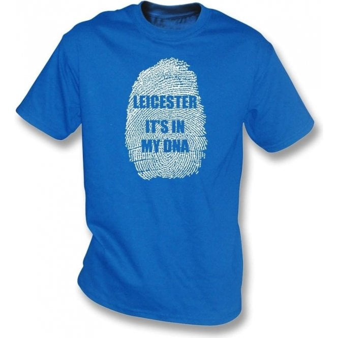 Leicester - It's In My DNA T-Shirt