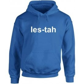 Les-tah (As Worn By Serge Pizzorno, Kasabian) Hooded Sweatshirt