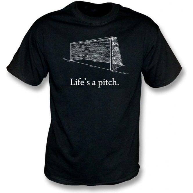 Life's A Pitch T-Shirt