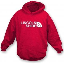 Lincolnshire (Lincoln City) Kids Hooded Sweatshirt