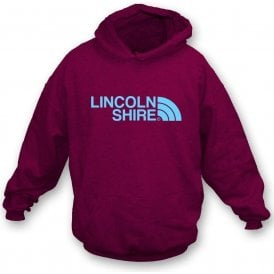 Lincolnshire (Scunthorpe United) Hooded Sweatshirt