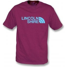 Lincolnshire (Scunthorpe United) Kids T-Shirt