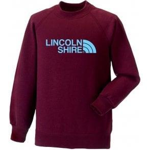 Lincolnshire (Scunthorpe United) Sweatshirt