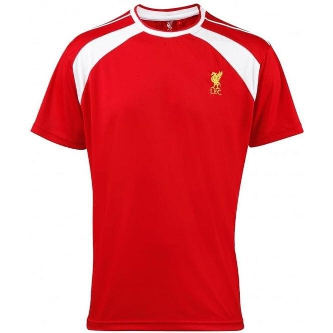 Liverpool FC Adults Performance T-Shirt