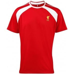 Liverpool FC Adults Performance T-Shirt