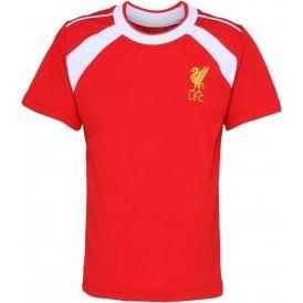 Liverpool FC Kids Performance T-Shirt