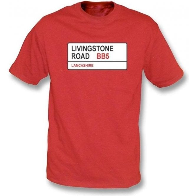 Livingstone Road BB5 T-Shirt (Accrington Stanley)