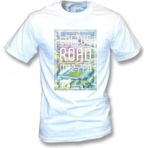 Loftus Road W12 7PA (QPR) T-shirt