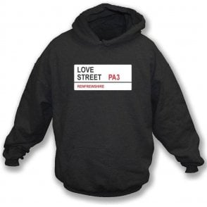 Love Street PA3 Hooded Sweatshirt (St Mirren)