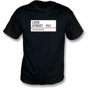 Love Street PA3 T-Shirt (St Mirren)