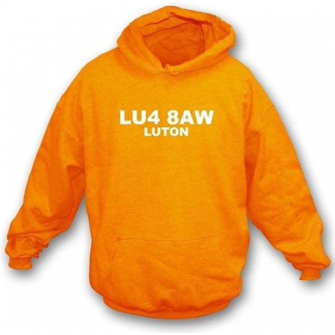 LU4 8AW Luton Hooded Sweatshirt (Luton Town)