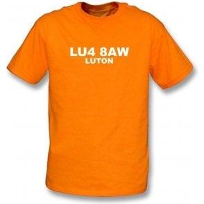 LU4 8AW Luton T-Shirt (Luton Town)