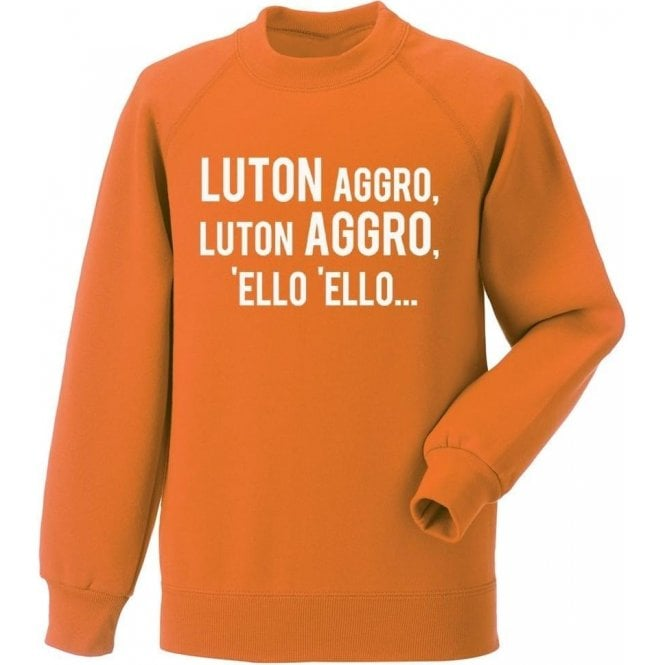 Luton Aggro Sweatshirt