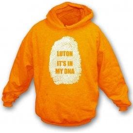 Luton - It's In My DNA Hooded Sweatshirt
