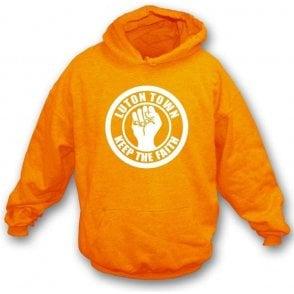 Luton Keep the Faith Hooded Sweatshirt