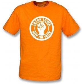Luton Keep the Faith T-shirt