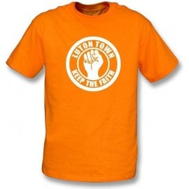 Luton Keep the Faith T-shirt