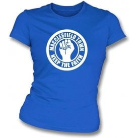Macclesfield Keep the Faith Girl's Slim-Fit