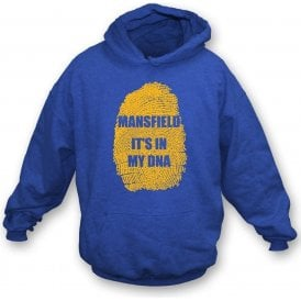 Mansfield - It's In My DNA Kids Hooded Sweatshirt
