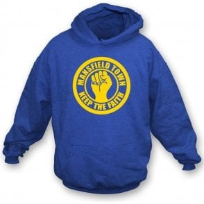Mansfield Keep the Faith Hooded Sweatshirt