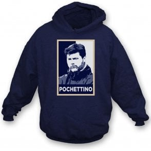 Mauricio Pochettino - Hope Poster (Tottenham Hotspur) Kids Hooded Sweatshirt