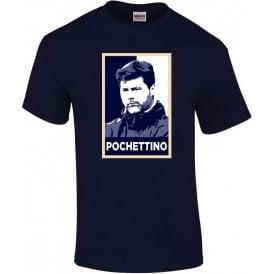 Mauricio Pochettino - Hope Poster (Tottenham Hotspur) Kids T-Shirt