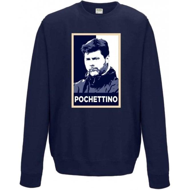 Mauricio Pochettino - Hope Poster (Tottenham Hotspur) Sweatshirt