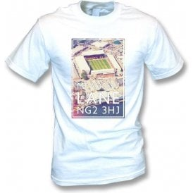 Meadow Lane NG2 3HJ (Notts County) T-shirt