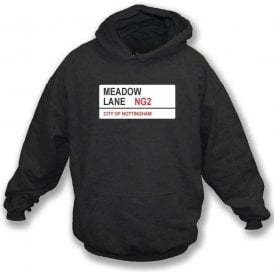 Meadow Lane NG2 Hooded Sweatshirt (Notts County)