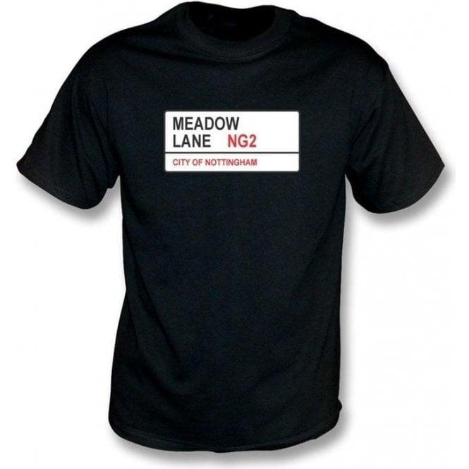 Meadow Lane NG2 T-Shirt (Notts County)