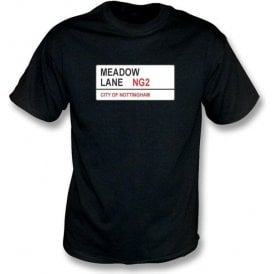 Meadow Lane NG2 T-Shirt (Notts County)