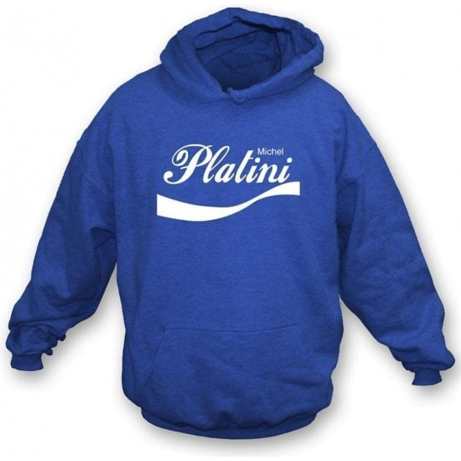 Michel Platini (France) Enjoy-Style Hooded Sweatshirt