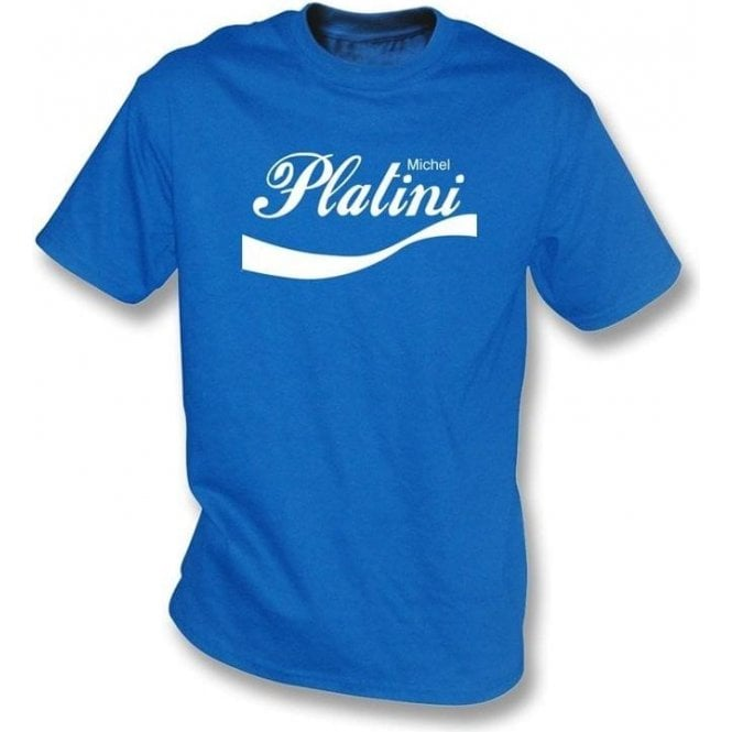 Michel Platini (France) Enjoy-Style T-shirt