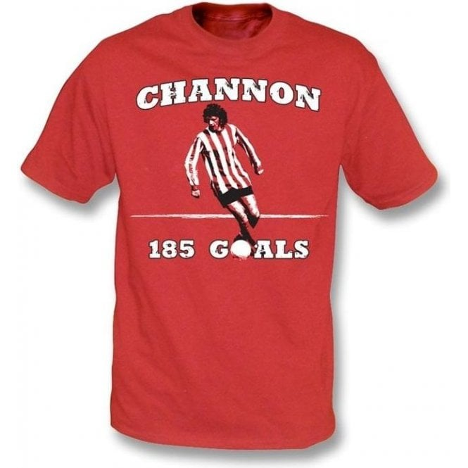 Mick Channon - Southampton Legend t-shirt
