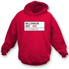Millennium Way SR5 Hooded Sweatshirt (Sunderland)