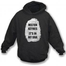 Milton Keynes - It's In My DNA (MK Dons) Kids Hooded Sweatshirt