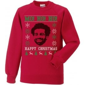 Mo! Ho! Ho! Happy Christmas (Liverpool) Christmas Jumper