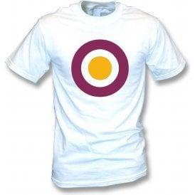 Motherwell Classic Mod Target T-Shirt