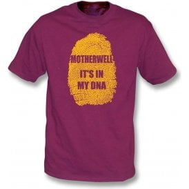 Motherwell - It's In My DNA Kids T-Shirt