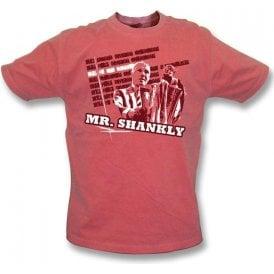 Mr Shankly vintage wash t-shirt