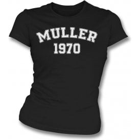 Muller 1970 (Germany) Womens Slim Fit T-Shirt