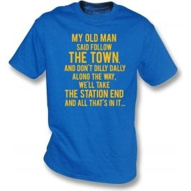 My Old Man (Shrewsbury Town) T-Shirt