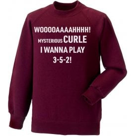 Mysterious Curle (Northampton Town) Kids Sweatshirt