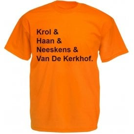 Netherlands World Cup 1978 T-Shirt