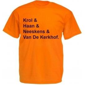 Netherlands World Cup 1978 T-Shirt