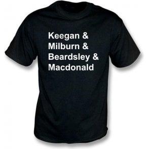 Newcastle Legends t-shirt