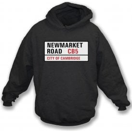 Newmarket Road CB5 Hooded Sweatshirt (Cambridge United)
